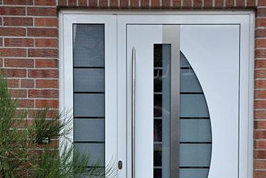 Haustüren von Pahlass und Preuss Metallbau